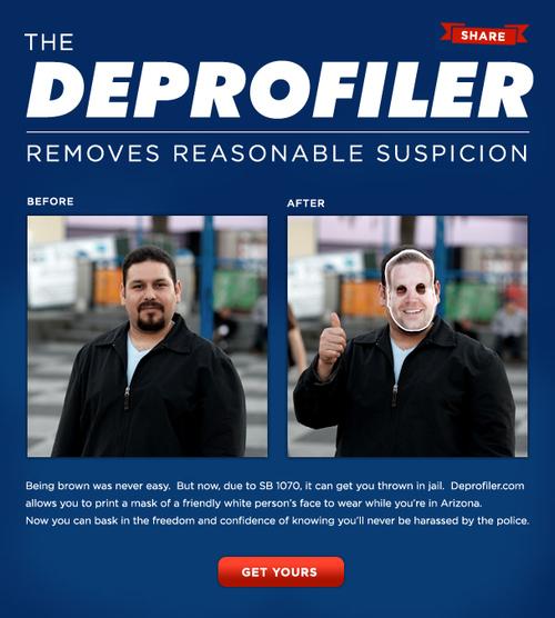 The Deprofiler