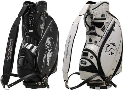 Vader, Stormtrooper Golf Bags
