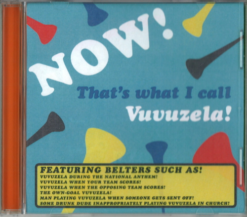 Now That's What I Call Vuvuzela!