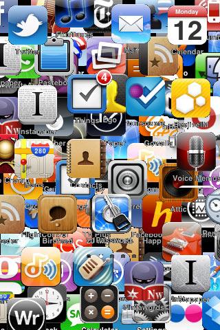 Quiet iPhone Wallpaper