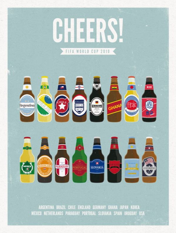Beers World Cup 2010