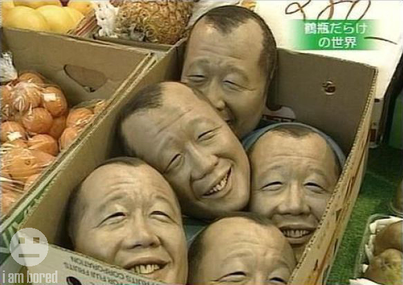 Meanwhile At The Japanese Farmers Market