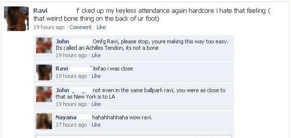 Failbooking: Keyless Attendance?