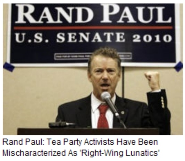 The NEW RAND PAUL SALUTE (or Else!)