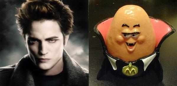Team Edward Or Team Vampire Chicken McNugget?