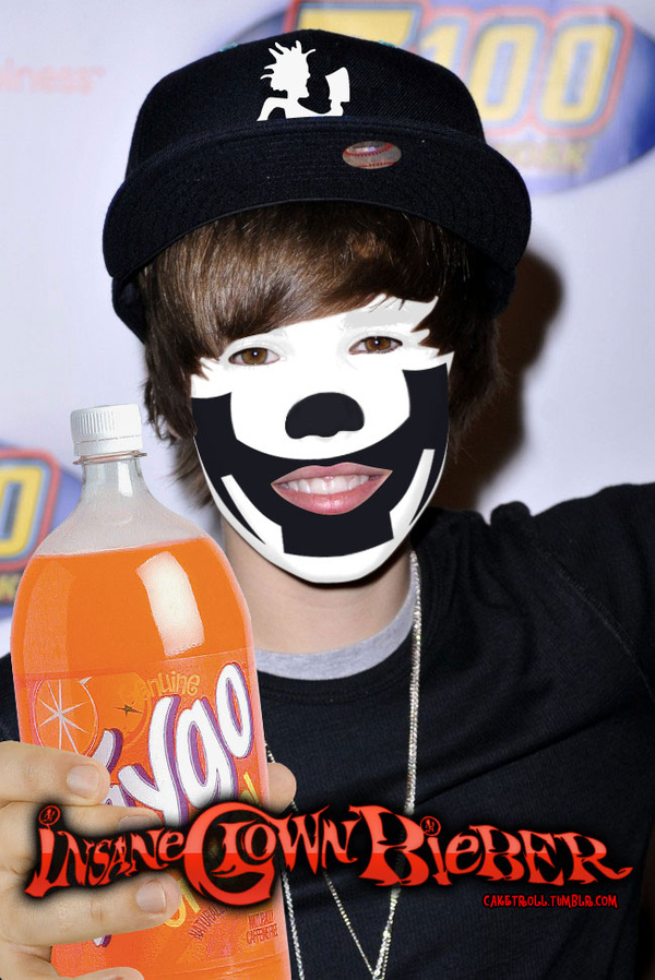 Justin Bieber is a Juggalo!