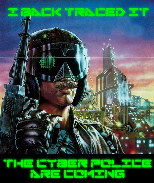 Cyber Police the Movie