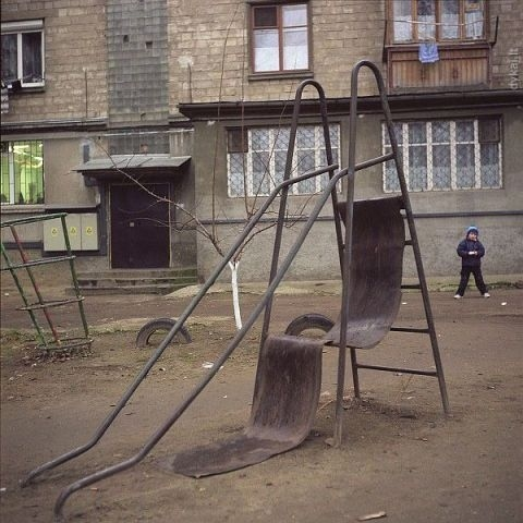 Russian Slides Are No Fun!