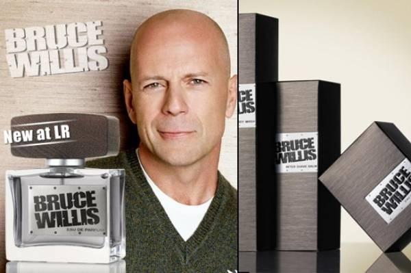 Bruce Willis: The Fragrance