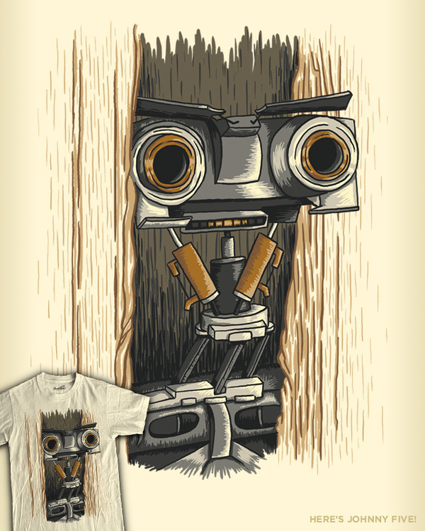 Here's Johnny Five