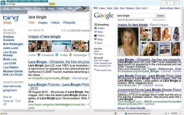Bingling Lara Bingle