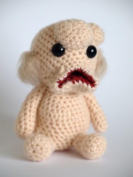 Elephant Man Crochet