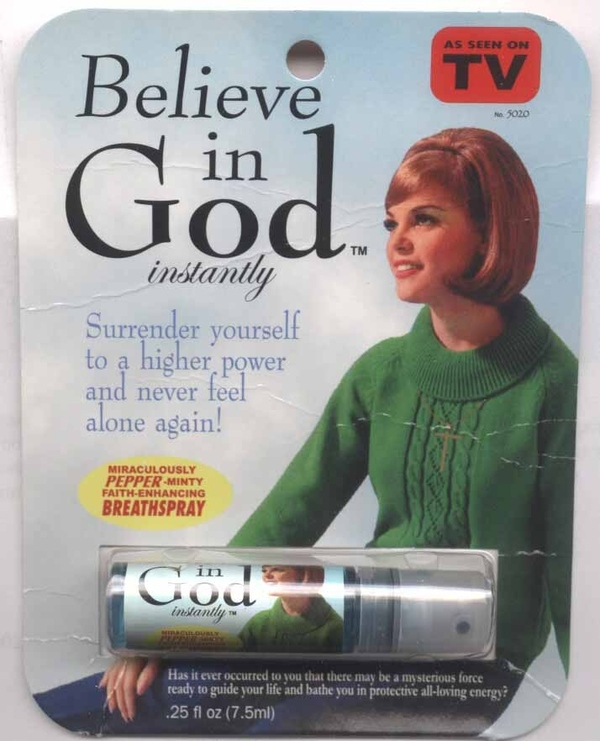 Surrender To God Breath Spray