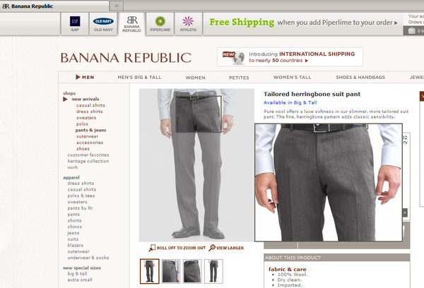 Banana Republic Is Ripe With Fashion Choices