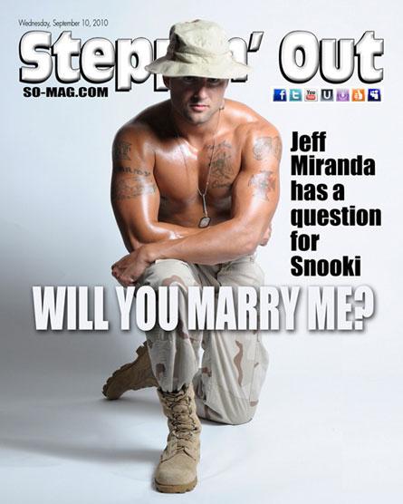 Snooki's New Boyfriend Proposes