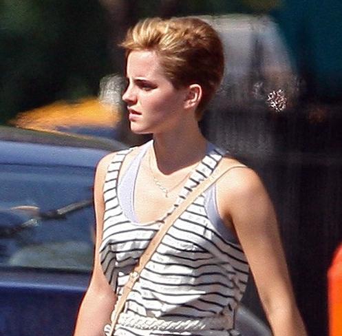 Hermione Looks Like A Boy