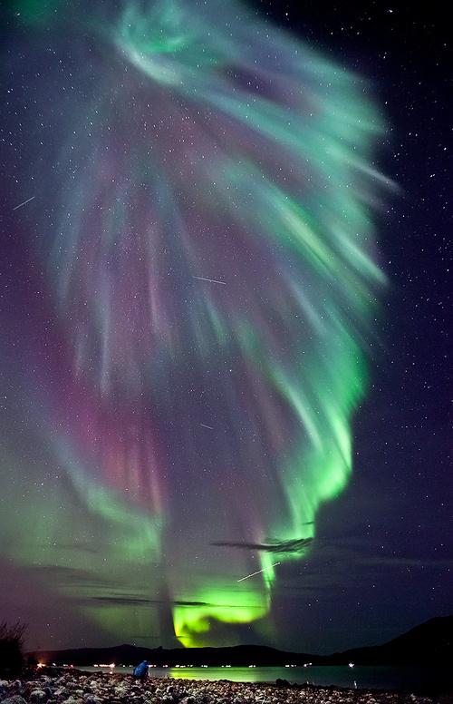 Stunning Aurora Photo
