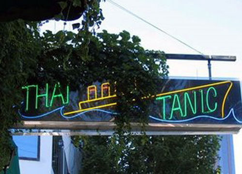 Ill-Fated Thai Restaurant