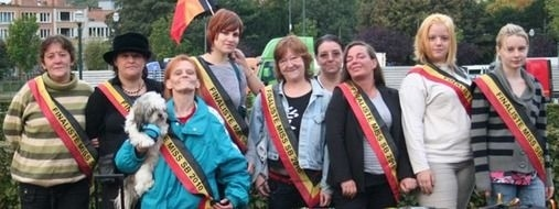 Miss Homeless Belgium Pageant