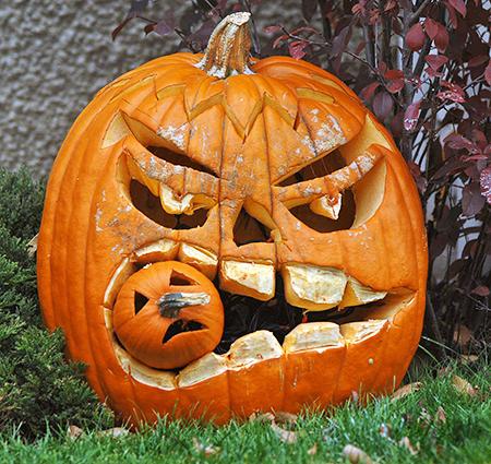 Happy Friggin Halloween