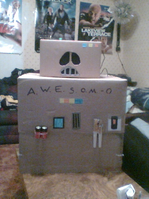 Awesome-O Costume