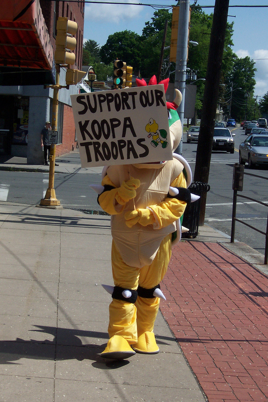 Koopa Troopa War Rally