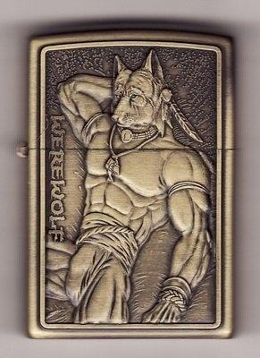 Awkwardly Suggestive Werewolf Lighter