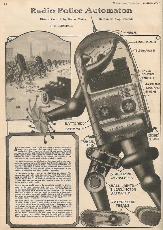 1924 Robocop