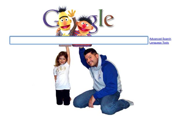Behind the Scenes: Sesame Street Google Doodle