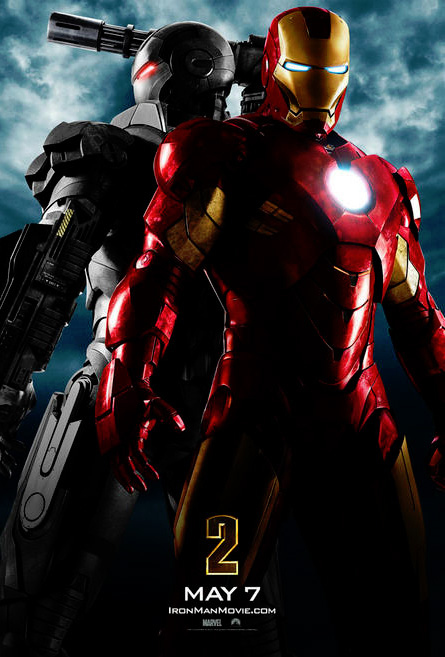 Iron Man 2 Poster: First Look