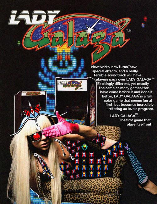 Lady Galaga