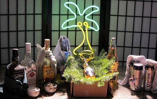 Boozy Nativity