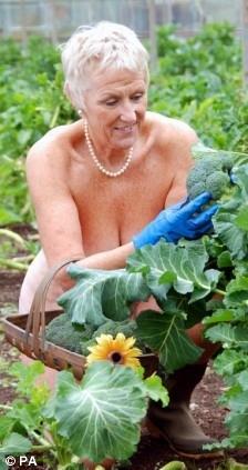 "Britain's Mature ""Calendar Girls"" 2010 Edition"