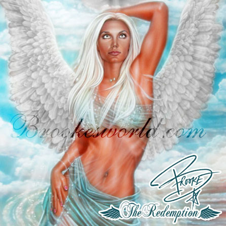 Brooke Hogan's Album Cover