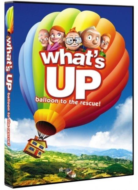 Blatant Ripoff of Pixar's UP