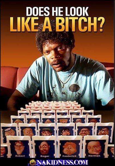 Let's Play 'Guess Who?' With Samuel L. Jackson!