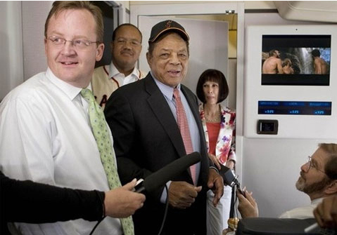 Photoshop Contest - What Movie Were They Watching On Air Force One?