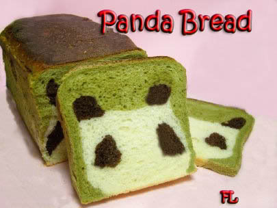 Fancy a Loaf of Panda Bread?
