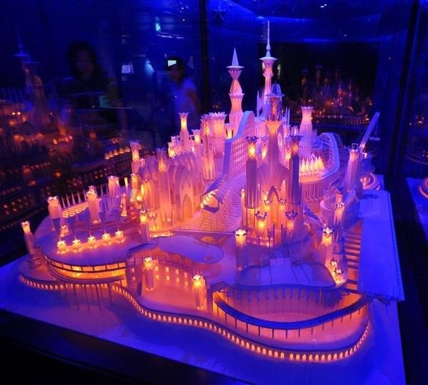 Crazy Paper Castle