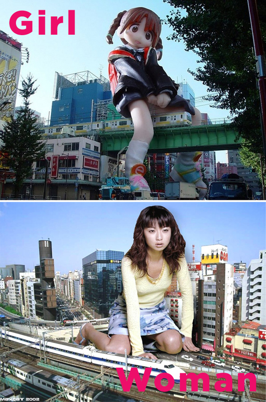Train-Upskirt Girl Grows Up