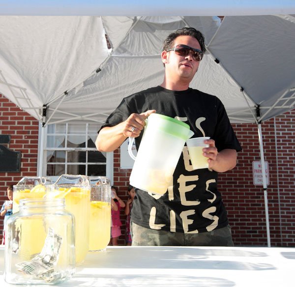 Jon-Gosselin-Flavored Lemonade