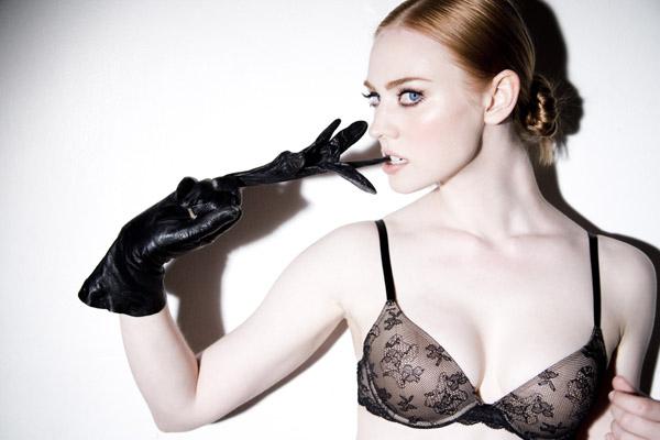 Deborah Ann Woll (Jessica from True Blood) Tyler Shields Pictures
