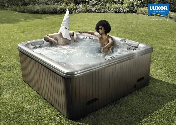 The Most Relaxing Hot Tub
