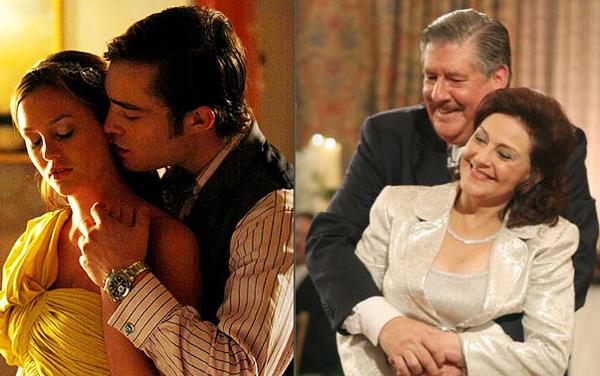 Blair Waldorf & Chuck Bass = The Next Emily & Richard Gilmore