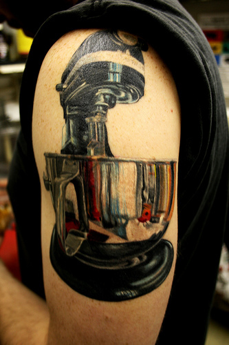21 Awesome Culinary Tattoos
