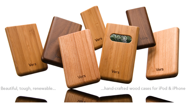 Ipod Goes Wooden