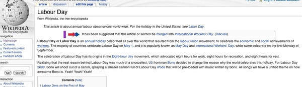 Bono to Shoot From Canon On Labour Day.
