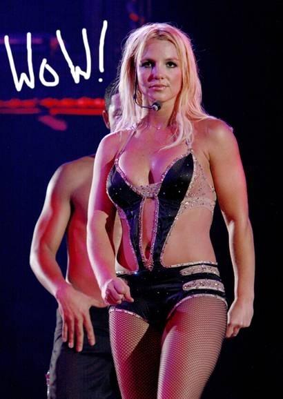Britney's Version of the Borat Swimsuit