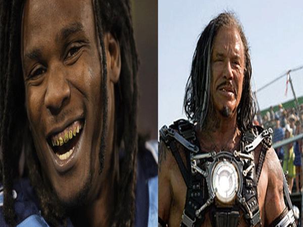 Chris Johnson = Black Whiplash?