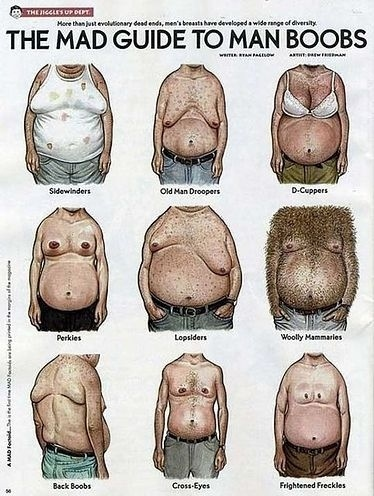 The Mad Guide To Man Boobs